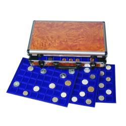 Malette en bois Premium pour 6 plateaux
