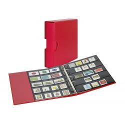 Album PUBLICA M COLOR pour timbres, avec boîtier de protection