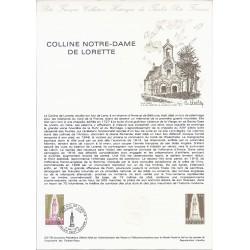 62 - ABLAIN SAINT NAZAIRE - TIMBRE 2.00 FRANCS - 06/05/1978 - COLLINE NOTRE-DAME DE LORETTE