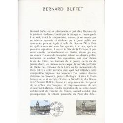 75 - PARIS - TIMBRE 3.00 FRANCS - 04/02/1978 - BERNARD BUFFET
