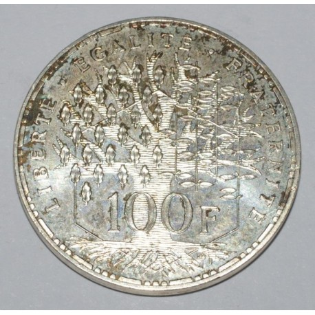 GADOURY 898 - 100 FRANCS 1996 TYPE PANTHEON - SUP - KM 951.1