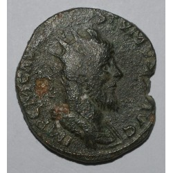 260 - 269 - POSTUME - DOUBLE SESTERCE - R / LAETITIA AUG