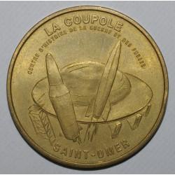 62500 - SAINT OMER - LA COUPOLE - 1998 - MONNAIE DE PARIS - SPLENDIDE