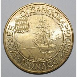 98000 - MONACO - MUSEE OCEANOGRAPHIQUE - 2010 - MONNAIE DE PARIS - SPLENDIDE
