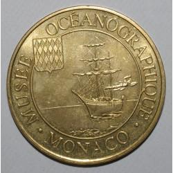 98000 - MONACO - MUSEE OCEANOGRAPHIQUE - 1998 - MONNAIE DE PARIS - SPLENDIDE