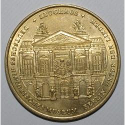 ALLEMAGNE - BERLIN - MUSEUM ZENGHAUS - 1998 - SUPERBE - GLOBE TALER