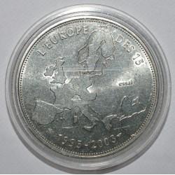 MEDAILLE - L'EUROPE DES 15 - (1995 - 2003) - ESSAI