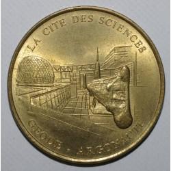 75 - PARIS - CITE DES SCIENCES - GEODE - ARGONAUTE - MDP - 2000