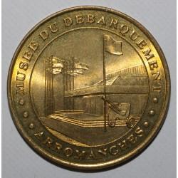 14 - ARROMANCHES - MUSEE DU DEBARQUEMENT - MDP - 2002