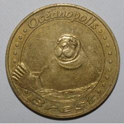 29 - BREST - OCEANOPOLIS - LE PHOQUE - MDP - 2004