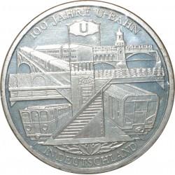 ALLEMAGNE - 10 EURO 2002 - ATELIER D - superbe / fleur de coin