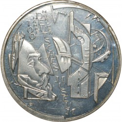 ALLEMAGNE - KM 225 - 10 EURO 2003 D