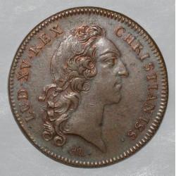 59 - FLANDRE - LES ETATS DE LILLE - LOUIS XV - 1737