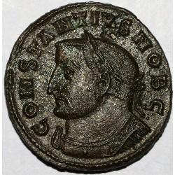 301 - 303 - CONSTANTIN I - FOLLIS - R/ GENIOPOPVLI ROMANI