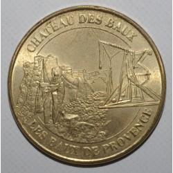 13 - LES BAUX DE PROVENCE - CHATEAU - MDP 2007