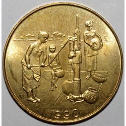 AFRIQUE DE L'OUEST (BCEAO) - 10 FRANCS 1990 - SUPERBE