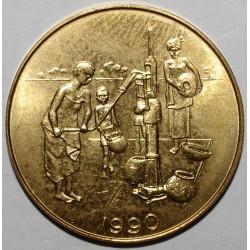 AFRIQUE DE L'OUEST (BCEAO) - 10 FRANCS 1990 - FLEUR DE COIN