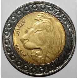 ALGERIE - 20 DINARS 1999 - LION - SUPERBE A FLEUR DE COIN