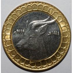 ALGERIE - 50 DINARS 1999 - GAZELLE - SUPERBE A FLEUR DE COIN