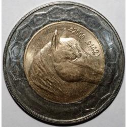 ALGERIE - 100 DINARS 2000 - CHEVAL - SUPERBE A FLEUR DE COIN