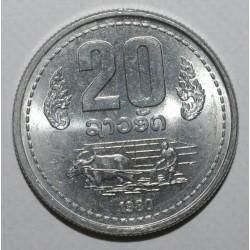 LAOS - KM 23 - 20 ATT 1980