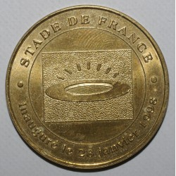 County 93 - SAINT DENIS - STADE DE FRANCE - INAUGURATED ON 28 JANUARY 1998 - MDP - 1998