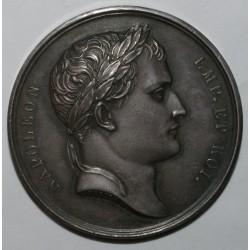 MEDAILLE ARGENT BATAILLE DE FRIEDLAND - NAPOLEON EMPEREUR - SUP