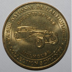 County 68 - MULHOUSE - BUGATTI ROYALE - SCHLUMPF COLLECTION - MDP - 2003