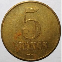 08 - FLIZE - 5 FRANCS - SOCIETE COOPERATIVE DES FORGES - TRES TRES BEAU