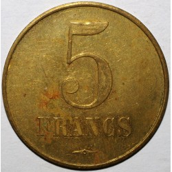 DEPARTMENT 08 - FLIZE - 5 FRANCS - SOCIETE COOPERATIVE DES FORGES - VF