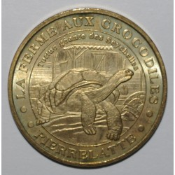 COUNTY 26 - PIERRELATTE - CROCODILE FARM - GIANT TURTLE - MDP - 2007