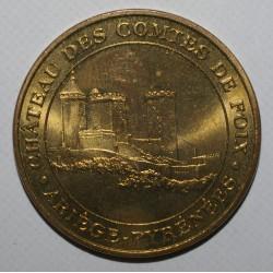 09 - FOIX - CHATEAU DES COMTES - MDP - 2003