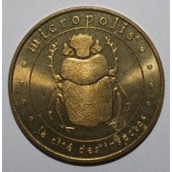 12 - SAINT LEONS - MICROPOLIS - CITE DES INSECTES - SCARABEE - MDP - 2003