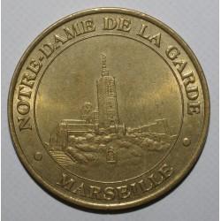 13 - MARSEILLE - BASILIQUE NOTRE DAME DE LA GARDE - MDP - 2000