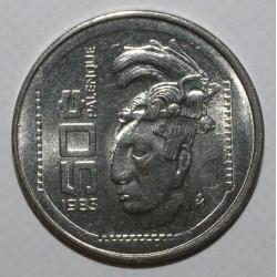 MEXIQUE - KM 492 - 50 CENTAVOS - 1983 - FDC