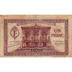 80 - AMIENS - CHAMBRE DE COMMERCE - 1 FRANC 1922 - TRES TRES BEAU