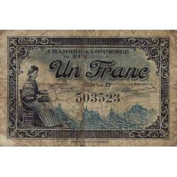 43 - LE PUY - CHAMBRE DE COMMERCE - 1 FRANC 1915 - TRES BEAU