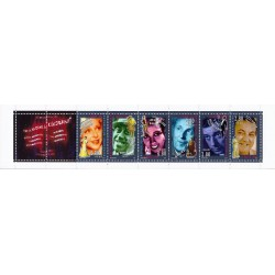 "Y&T BC 2805 - STAMP BOOKLET ""FAMOUS PEOPLE"" - 6 STAMPS - 1994 - UNC"