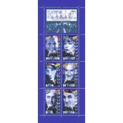 "Y&T BC 3193 - CARNET ""PERSONNAGES CELEBRES"" DE 6 TIMBRES-POSTES - 1998 - NEUF"