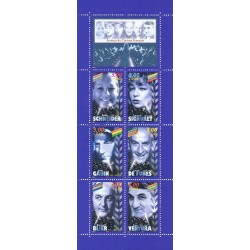 "Y&T BC 3193 - STAMP BOOKLET ""FAMOUS PEOPLE"" - 6 STAMPS - 1998 - UNC"