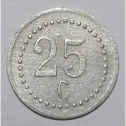 SAINT QUENTIN ( 02 ) - 25 C - ND - TRAMWAYS - GE 9.5