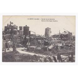 02190 - BERRY-AU-BAC - LES RUINES DE LA SUCRERIE