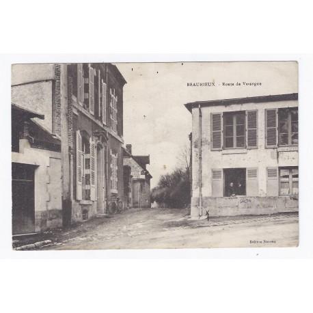 02160 - BEAURIEUX - ROUTE DE VASCOGNE