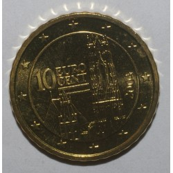 AUTRICHE - 10 CENT 2004 - SAINT-ETIENNE - SUP / FDC