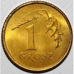 POLAND - Y 276 - 1 GROSZ 2006 - XF/UNC