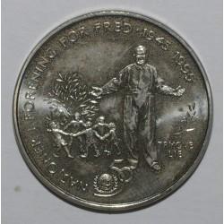 NORWAY- KM 458 - 5 KRONER 1995 - ONU - UNC