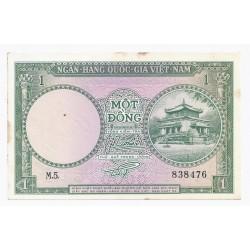 VIETNAM DU SUD - PICK 1 A - 1 DONG - (1956) - TTB+