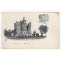01090 - VATANEINS - LE CHATEAU - ENVIRONS DE MONTMERLE SUR SAÔNE