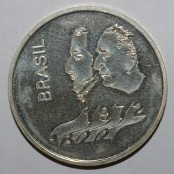 BRÉSIL - KM 583 - 20 CRUZEIROS 1972 - 150ème Anniversaire de l'Indépendance - BELLE EPREUVE