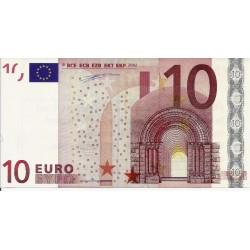 FRANCE - ADVERTISING TICKET OF 10 EUROS - WITT INTERNATIONAL